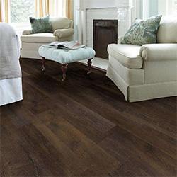Mixed Width Laminate Flooring